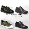 LUXURY STOCK: lotto misto calzature uomo/donna firmate Philippe Model e Zenobi